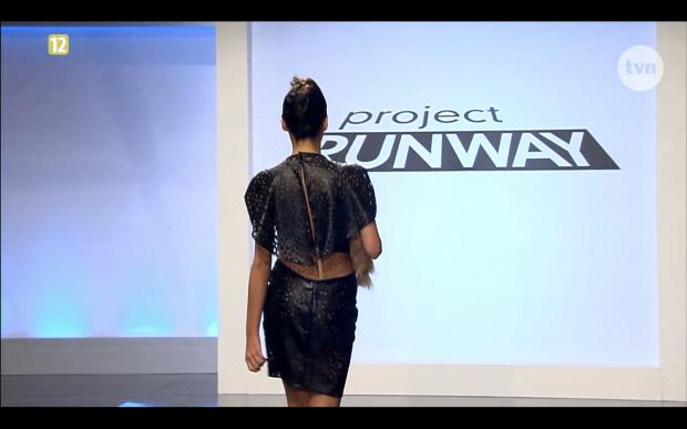 Project Runway Odcinek 11 Natalia 2 Freestyle Voguing