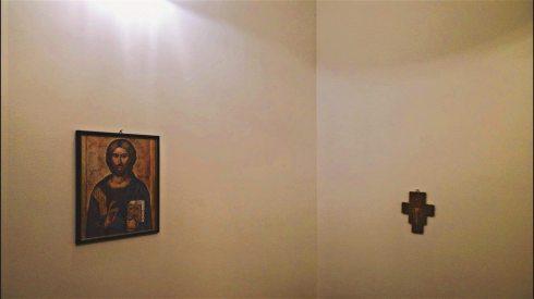 Ściany w mojej celi