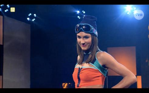 Agata Mickiewicz 2 Project Runway Bez Majtek S02E02
