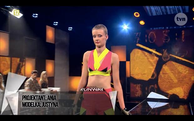 Anna Młynarczyk 4 - Project Runway Bez Majtek S02E02
