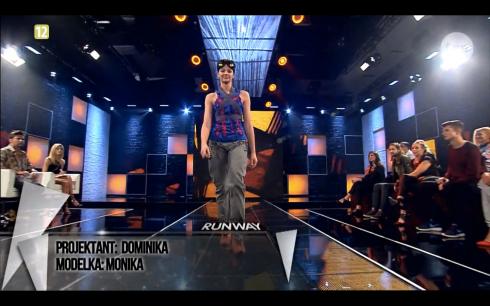 Dominika Syczyńska 3 - Project Runway Bez Majtek S02E02