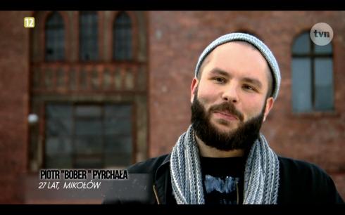 Piotr Prychała Project Runway Bez Majtek - Freestyle Voguing 2