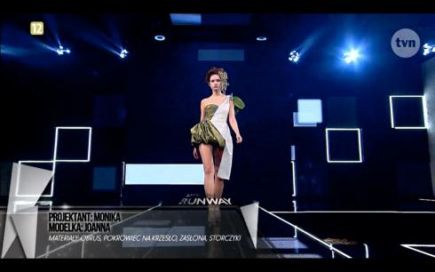 Project Runway Bez Majtek - Freestyle Voguing Wojna i Moda Monika Olszewska-Sulejewicz 1