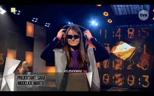 Sara Betkier 3 Project Runway Bez Majtek S02E02